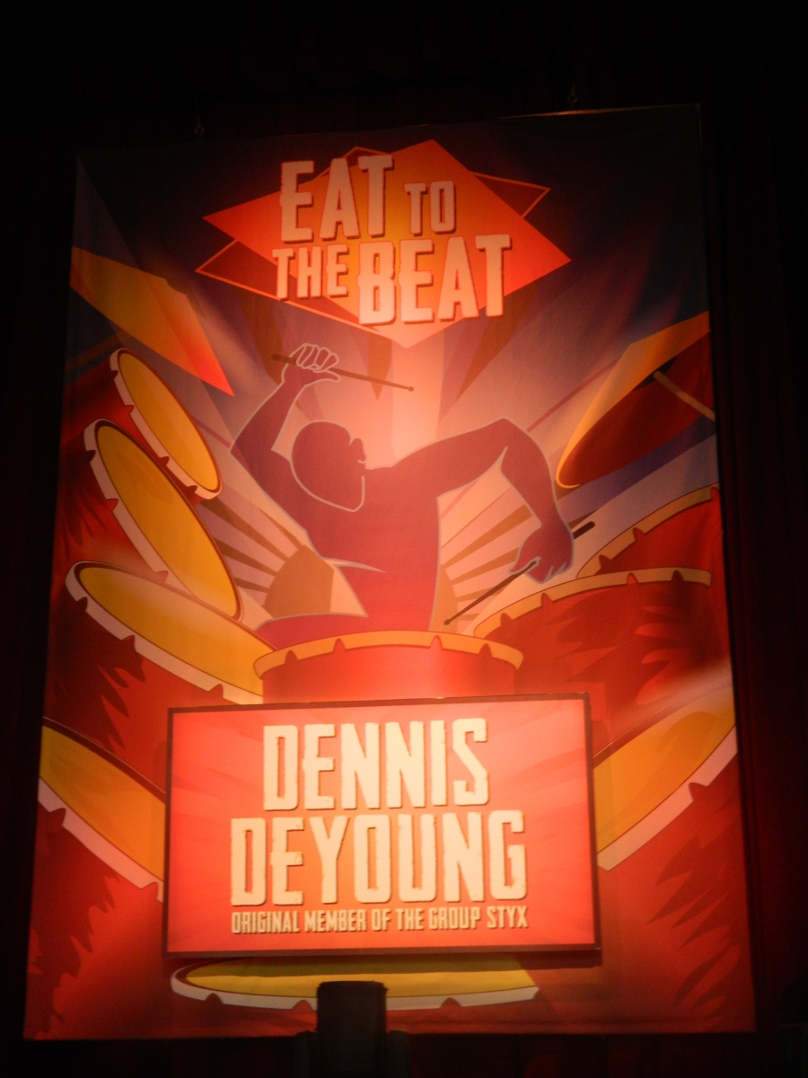 Eat to the Beat - EPCOT Food and Wine Festival 2013