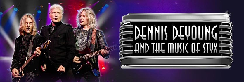 Reno NV - Dennis DeYoung and the Music of Styx